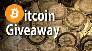 Free Bitcoin Giveaway