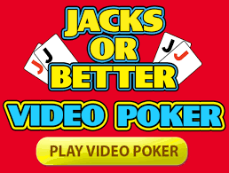 How to win at Video Poker Jacks or Better?