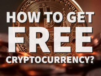How to get free Cryptocurrency?