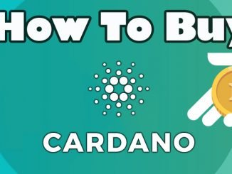 How to buy Cardano?