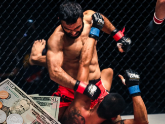 MMA betting with Bitcoin