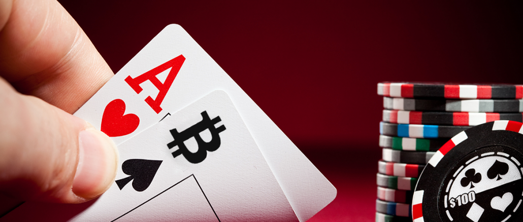 Poker with Bitcoin